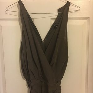Jumpsuit from express